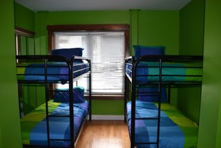 Rocky Point Hostel's 4 Bed Dorm